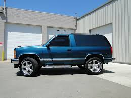 2 Door Chevy Blazer 4x4 For Sale - Google Search | Tahoe | Pinterest ...