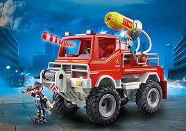 100 Playmobil Fire Truck 9466 PLAYMOBIL USA