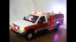 100 Diecast Fire Truck Richards Custom 124 Matchbox KME Ford F450 Pumper Diecast Fire
