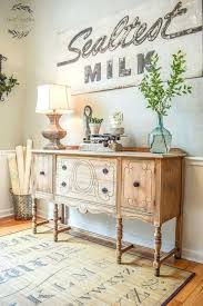 Buffet Decoration Ideas Dining Room Decorating Fresh Awesome Farmhouse Of