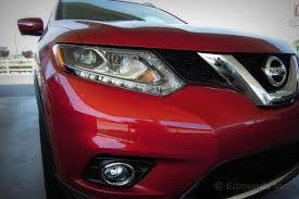 led headlights 2014 nissan rogue sl awd term road test