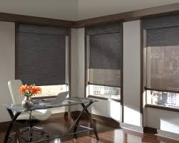 Light Filtering Privacy Curtains by The Hunter Douglas Designer Screen Shades Offer Simple