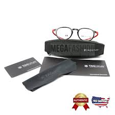 New TAG Heuer Eyeglasses TH 3052 002 Black Acetate 45 20 140
