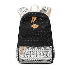 sac a dos toile acheter sunborls sac à dos coréen d impression en toile sac à
