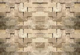 100 Modern Stone Walls Craut 833 L X 1206 W 4Panel Wall Mural