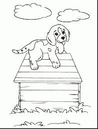 Remarkable Printable Dog Coloring Pages With Dogs And Free