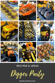 The BEST Digger Party Ideas And Recipes | Kids Parties - Bake Play Smile Firetruck Party Decorations The Journey Of Parenthood A Party Studio Printable Supplies Ideas And Creativity Cstruction Truck Vixenmade Parties Monster Ideas At Birthday In Box Theme O2d5 Stay Home Ista Karas Themed 1st Trucks Turbocharged Discount Supplies Dig In Collection Fire Diys 3 Awesome For Kids Parties