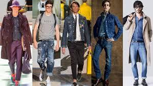 Latest Denim Trends For Men Spring 2015