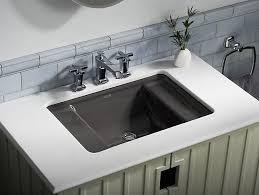 k 2838 ledges undermount cast iron sink kohler