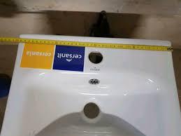 waschbecken cersanit