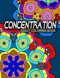 Image Is Loading Adult Coloring Books Best Sellers Stress Relief CONCENTRATION