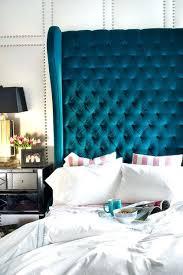 Blue Velvet King Headboard by Navy Velvet Headboard King Navy Blue Twin Tufted Headboard Hotel