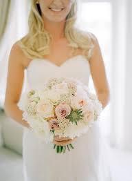 Posy Wedding Bouquet Style