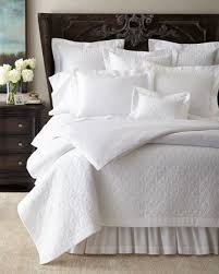White Bedding forters & Bedding Sets at Neiman Marcus Horchow