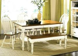Country Farmhouse Dining Room Ideas 9 Piece Set Large Size Of Rustic