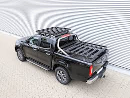 Mercedes X-Class (2017-Current) Slimline Ll Roof Rack Kit - By Front ... Mercedes Xclass 2017current Smline Ll Roof Rack Kit By Front Car Racks And Truck Bike Kayak Carriers Nutzo Tech 1 Series Expedition Bed Nuthouse Industries Custom Built Off Road With Steel And Bumpers Stock 72 Modular Available Now Rhino Cap Topper Baskets Japanese Mini Forum How To Properly Secure A To Youtube Oval Roof Racks Adrian Ladder Boston Van