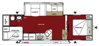 Wildwood Fifth Wheel Floor Plans Colors Used 2013 Forest River Rv Wildwood 26ddss Fifth Wheel At Western