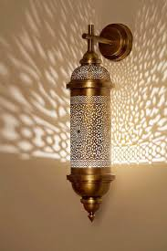 moroccan wall light sconce l at rs 600 00 wall sconces