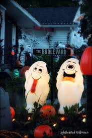 Halloween Blow Mold Display by 51 Best Lighthearted Pumpkin Hill Cemetery Images On Pinterest