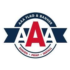 AAA Flag Banner