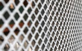 Decorative Security Grilles For Windows Uk by Industrial Mesh Expanded U0026 Perforated Mesh Metals
