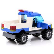GUDI Building Blocks City Police Pickup Truck Block 84pcs Bricks ... Lego Police Pickup Truck Tutorial Youtube Italian With The Big Written And Blue Sirene Marshfield Two Injured In Cruiser Crash Fast Response Vehicle Wikipedia Largo Undcover Ford Bible Found Pickup Truck Stolen From Ram Factory Michigan As Lavallette Department To Try Trucks New Suvs Does It Get More America Than A Car Offers New F150 For Police Duty Niles Add Fleet But Some Question Its Pur