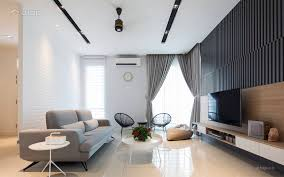 100 Modern Zen Living Room Semidetached Design Ideas Photos Malaysia