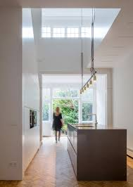 100 Townhouse Renovation Herringbone Parquet Was Used In This Dutch