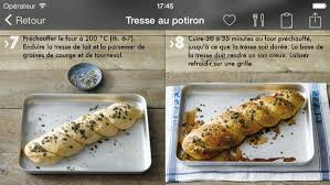 cuisine visuelle apple offre cuisine visuelle pains et pâtisseries via