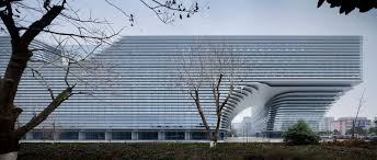 100 Gad 2 Gallery Of Hangzhou Xixi Green Office Complex Gad