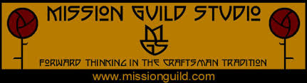 arts crafts tiles mission guild studio handmade tiles