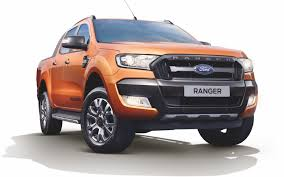 New Ford Ranger 2.2L Wildtrak Named 'Pickup Truck Of The Year' At ...