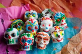 Easy Sugar Skull Day Of by Día De Los Muertos Sugar Skulls By Mamá Latina