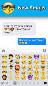 New Emoji Keyboard Middle Finger Emoji