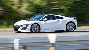 Acura NSX and Honda NSX Best Supercars 2016