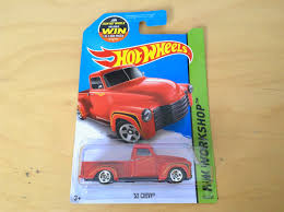 100 52 Chevy Truck Julians Hot Wheels Blog Pickup 2015 Then And Now