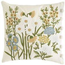 pier 1 imports embroidered home décor pillows ebay