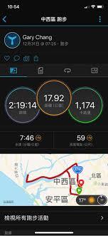 100 Gary Chang 20181231 Training Journal Marathons World