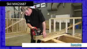 Skil Flooring Saw Canada by Renovation Contractor Corded Circular Saw Tool Test Skil Mag5687