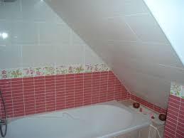 salle de bains sous les combles le jardin enchanté