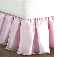 Bed Skirt With Split Corners by Wrap Around Bed Skirt Canada Skirts Free Shipping With Split