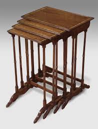 Antique Lamps Ebay Uk by Antique Nest Of Tables Mahogany Nest Of Tables Satinwood Nest Of