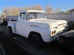 Ford F100 Pickup Trucks Craigslist Georgia Detail 1960 F100 ...