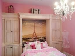 Eiffel Tower Bedroom Decor Custom For