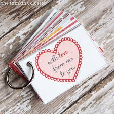 Creative Valentines Day Gift Ideaa Mini Book With Pre Planned DIY