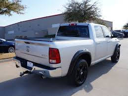Silver Dodge Ram Black Wheels, Dodge Truck Dealership | Trucks ...