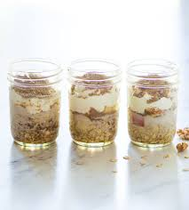 Pumpkin Pie Protein Overnight Oats by Apple Cinnamon Overnight Oats Well Plated By Erin