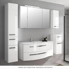 pelipal fokus 4030 badmöbel set 120 cm mit spiegelschrank