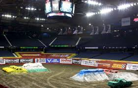 Rosemont, Illinois - Monster Jam - February 11, 2011 - AllMonster ... Monster Truck Insanity Tour Coming To Pahrump Valley Times Trucks At The Civic Arena Today And Tonight Missouri Tips 3d Stunts App Ranking Store Data Annie Monster Truck Jam Metlife Stadium 06162012 2of2 Youtube Jam Denver This Weekend Looks Future By Skyscraper Wiki Fandom Powered Wikia Grave Digger Vs Lucas Oil Crusader From Building A Monster Truck Arena With 100 Loads Of Dirt In 40 Seconds Chiil Mama Mamas Adventures 2015 Allstate Stone Crusher Freestyle Arlington Rolls Into Wells Fargo Cityview