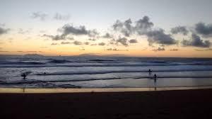 100 Silver Strand Beach Oxnard Sunset And Surfers CA YouTube